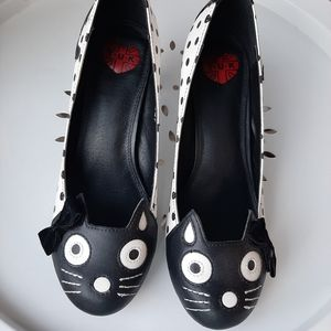 T.U.K heels